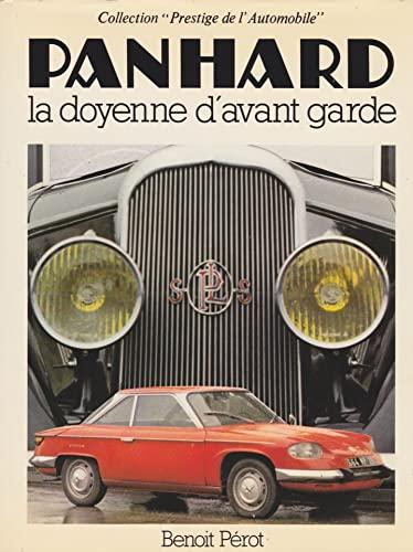 9782851200792: Panhard : la doyenne d'avant-garde...