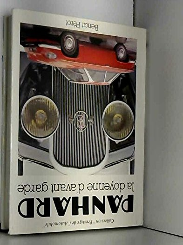 9782851200792: Panhard : la doyenne d'avant-garde.