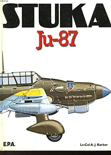 9782851201256: Stuka ju-87