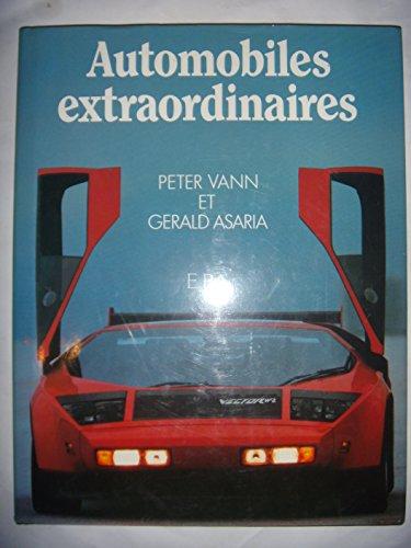9782851201881: Automobiles extraordinaires