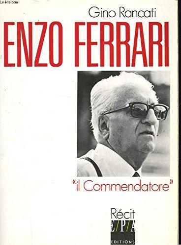 9782851202925: Enzo Ferrari