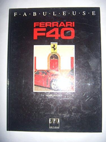 9782851203809: Ferrari F40
