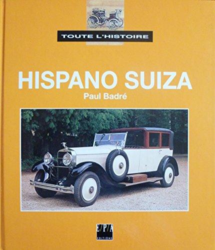 9782851204486: Hispano Suiza (Auto histoire)