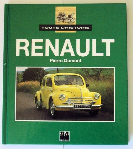 9782851204608: Renault