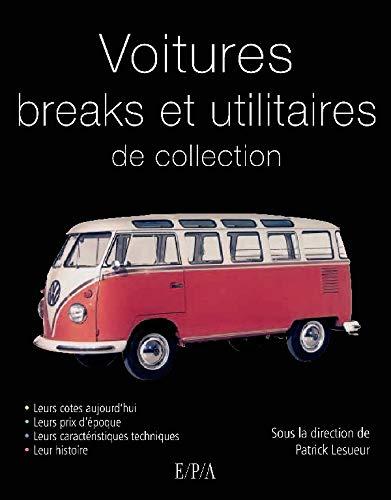 9782851206978: Voitures breaks et utilitaires l�gers de collection