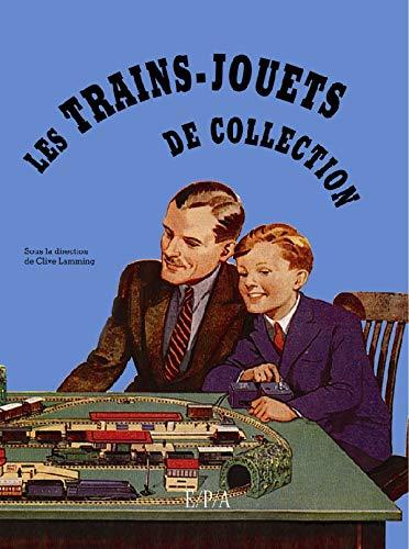 Trains-Jouets de collection: Lamming, Clive, Combe,