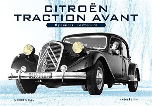 9782851208354: Citroën traction avant