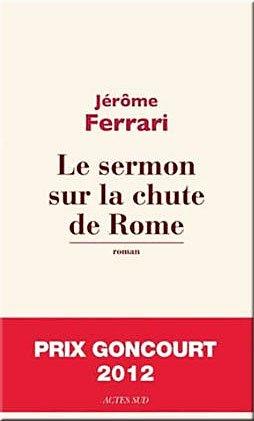 9782851211996: Sermons sur la chute de Rome