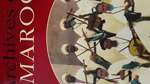 Archives du Maroc: BORGE Jacques, VIASNOFF Nicolas