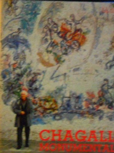 Chagall monumental (French Edition): Chagall, Marc