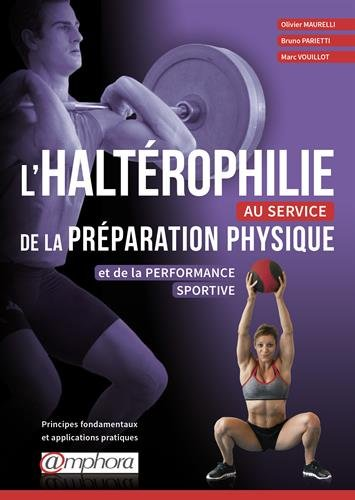 Haltérophilie au service prép. physiq.: Maurelli, Olivier