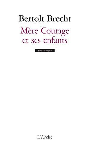 9782851810106: Mère Courage et ses enfants