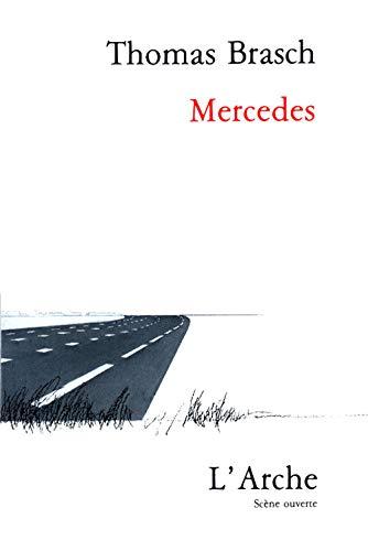 9782851810502: Mercedes (Scène ouverte)
