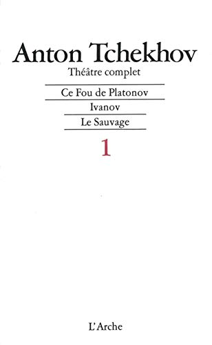 9782851811103: Théâtre complet, tome 1