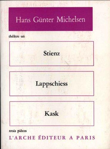Stienz - Lappschiess - Kask: Hans Michelsen