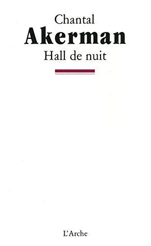 9782851812926: HALL DE NUIT