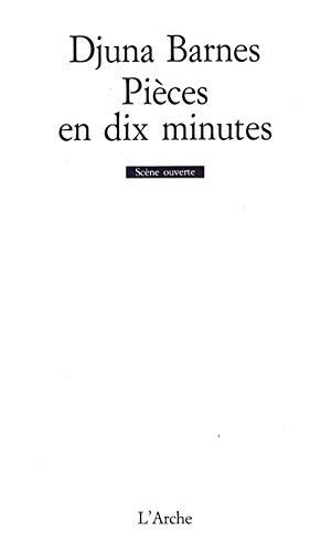PIÈCES EN DIX MINUTES: BARNES DJUNA