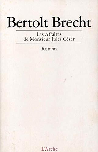 9782851813565: Les Affaires de monsieur Jules César