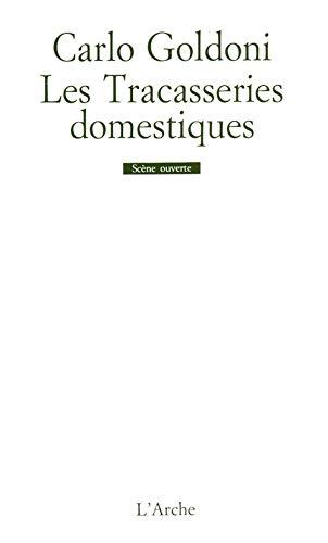 9782851813633: Les tracasseries domestiques