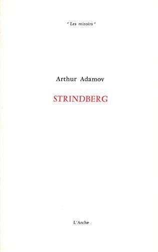 9782851814036: Strindberg