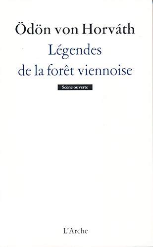 9782851816566: Légendes de la forêt viennoise : Pièce populaire en trois parties