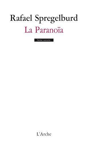 9782851817136: La Paranoïa