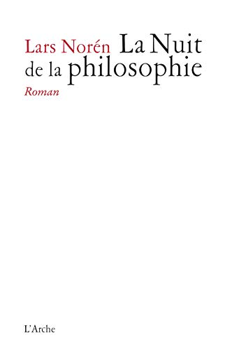 9782851818126: La nuit de la philosophie