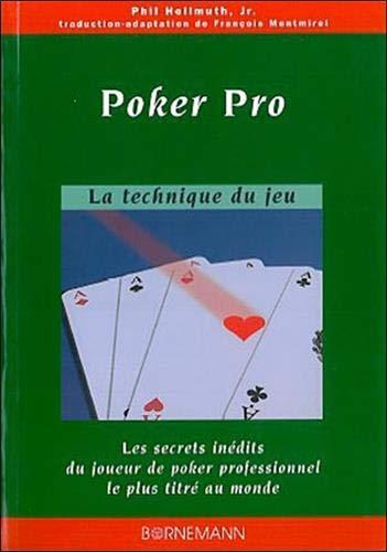 9782851826572: poker pro