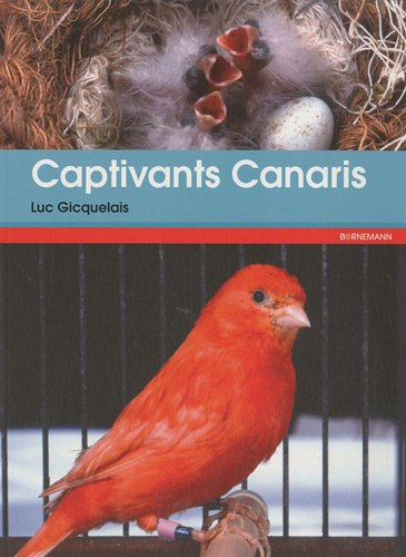 9782851826831: Captivants canaris : Canaris de couleurs, de chants, de postures et frisés
