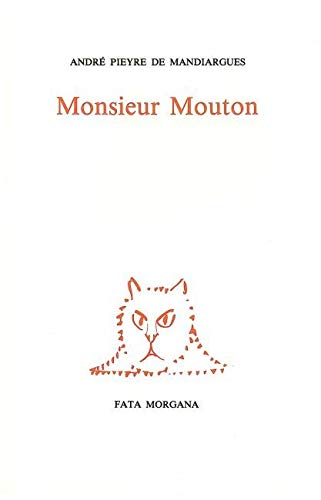 9782851940872: Monsieur Mouton (French Edition)