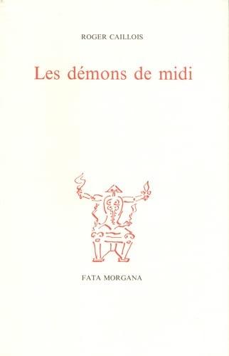 9782851941602: Les Demons de Midi