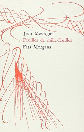 Feuilles de mille-feuilles: Jean Messagier