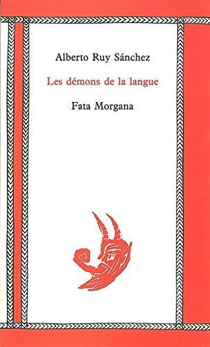 9782851944801: Les Démons de la langue