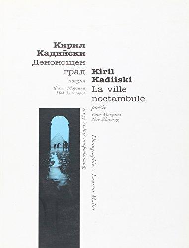 9782851945921: Ville noctambule