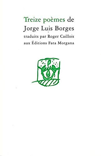 9782851947123: Treize poèmes (French Edition)