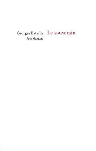 9782851947642: Le souverain (French Edition)