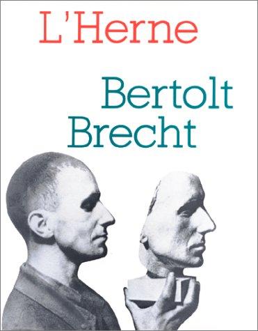9782851970350: Bertolt Brecht