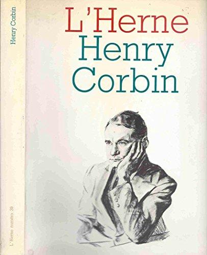 9782851970398: Henry Corbin (L'Herne) (French Edition)