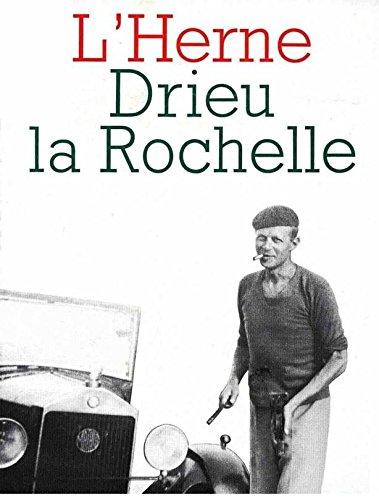 CAHIER DRIEU LA ROCHELLE: COLLECTIF
