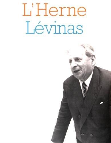 Emmanuel Levinas (L'Herne) (French Edition): Emmanuel Levinas