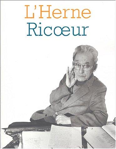 9782851970978: Paul Ricoeur