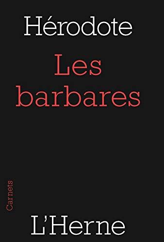 9782851973139: les barbares