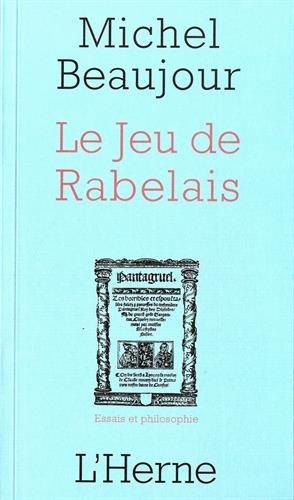 9782851974594: Le Jeu de Rabelais