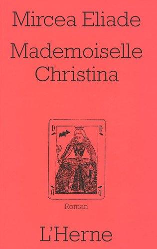 9782851977168: Mademoiselle Christina