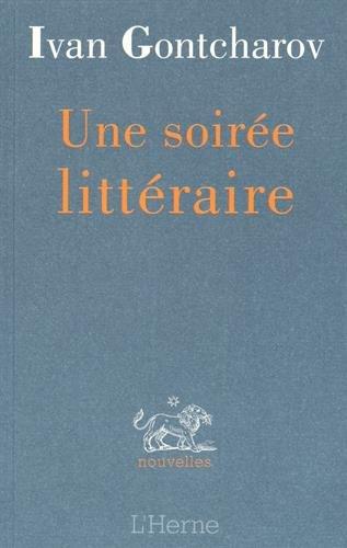 9782851977434: Une soirée littéraire