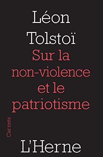 9782851978226: Sur la non-violence et le patriotisme
