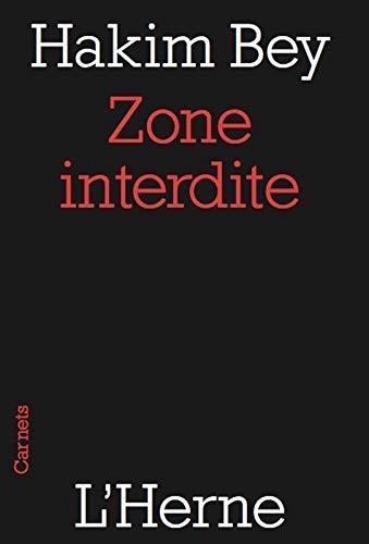 9782851979292: Zone interdite