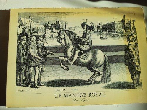 """Le Manege royal"""", par Messire Antoine de Pluvinel: Passe, Crispijn van de"""