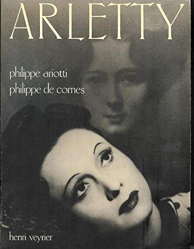 9782851991713: Arletty (Collection Flash back) (French Edition)