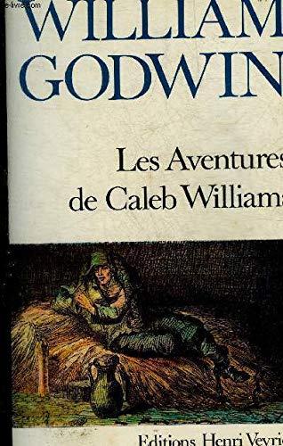 9782851991928: Les aventures de Caleb Williams, ou, Les choses comme elles sont